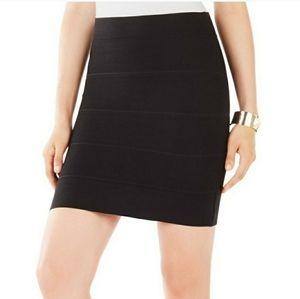 🔥BCBGMAXAZRIA  Alexa Bandage Bodycon Pencil Skirt
